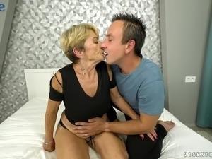 cougar porn young men