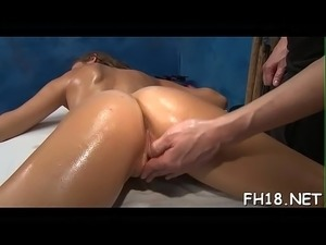 naked breast massage video