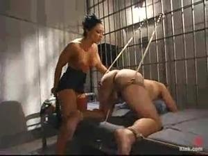 police sex black bra and panties