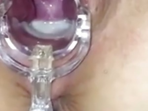 married pussy cream pie