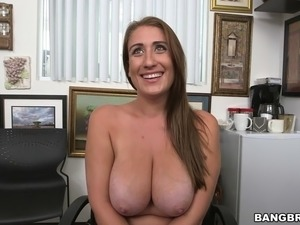 Teens with giant tits