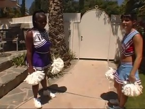 naked sex blonde cheerleader video