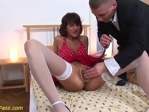 Extrem anal sex
