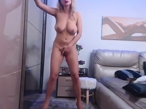 Hot blondes masturbating