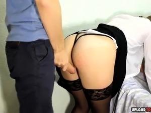 Sexy girls in thongs