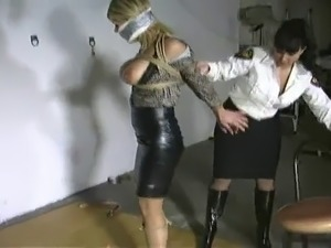 young black girl bondage
