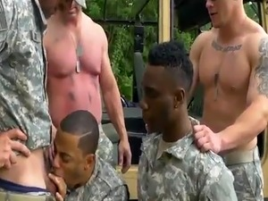 sexy army girl strips in iraq