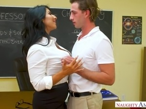 amateur sex in office