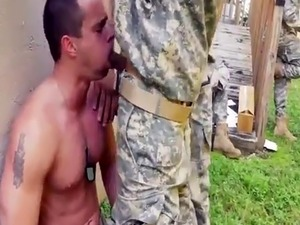 army chicks porn