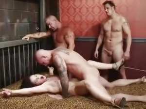 Porn brutal anal bounds scream movie gangbang something also