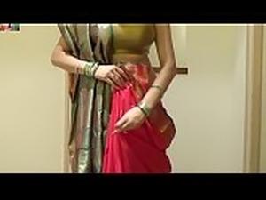 Saree sex india