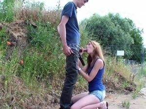 outdoor public erotic sex