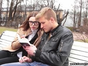 Couples having passionate sex