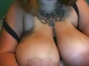 Soft saggy tits