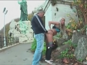 naked girls outdoor videos