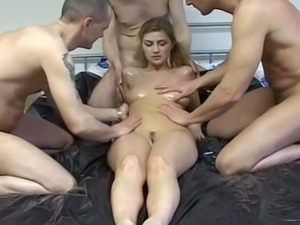 Gangbang gangbang is galerias college coed