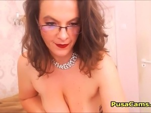 homemade solo pussy video