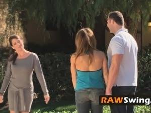 gang bang swingers pictures free