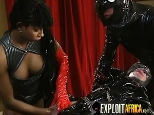 asian latex video gallery