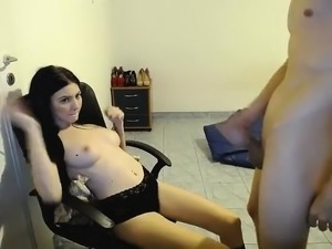Blowjob handjob cheerleader 5550 braces
