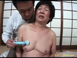 japanese mature lady