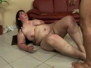 young fuck fat
