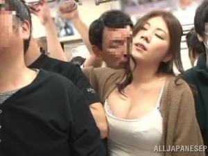 japan bus porn