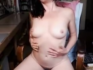 red hairy nude petite