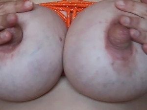 gorgeous sexy nipples and breast