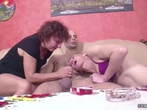 xhamster aunt gives nephew pussy