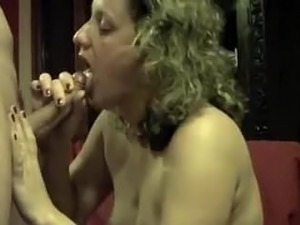 Cum in her mouth pics