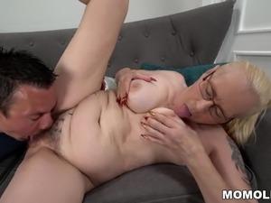 grannies loves black dicks