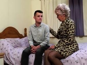 Massive granny ass
