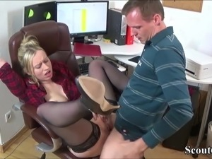 you porn petite blonde milf