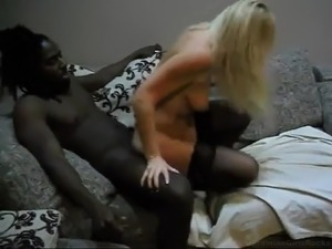 Black and white lesbian porn