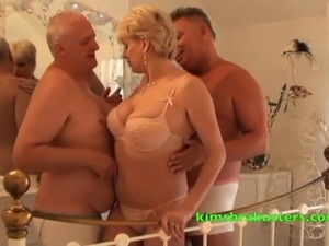 Opinion swing wife seduce couple slut load