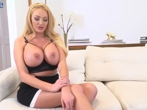 video amateur casting