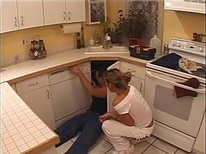 lesbian ass kitchen insertions