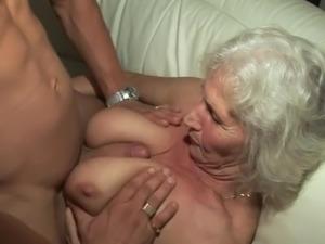 first time anal video crazy dumper