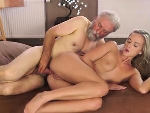 beautiful blonde lesbian threesome