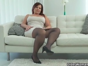 Fresh pantyhose pussies pink world