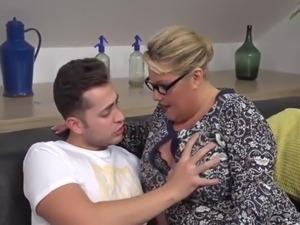 granny big tits video