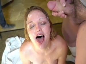 mature women bukkake videos