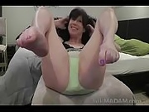 wife surprise threesome free video