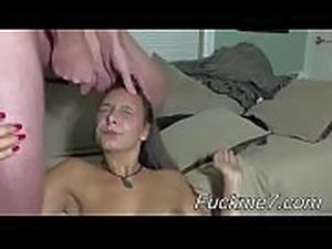 free amateur deepthroat video