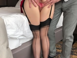 wife stocking videos