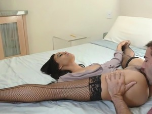 stockings nylons amateur pics