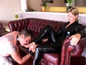 latex porn heels pussy