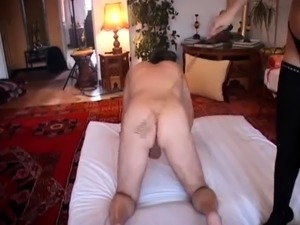 dominating mature wife into sex
