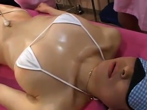 japanese anal massage sex